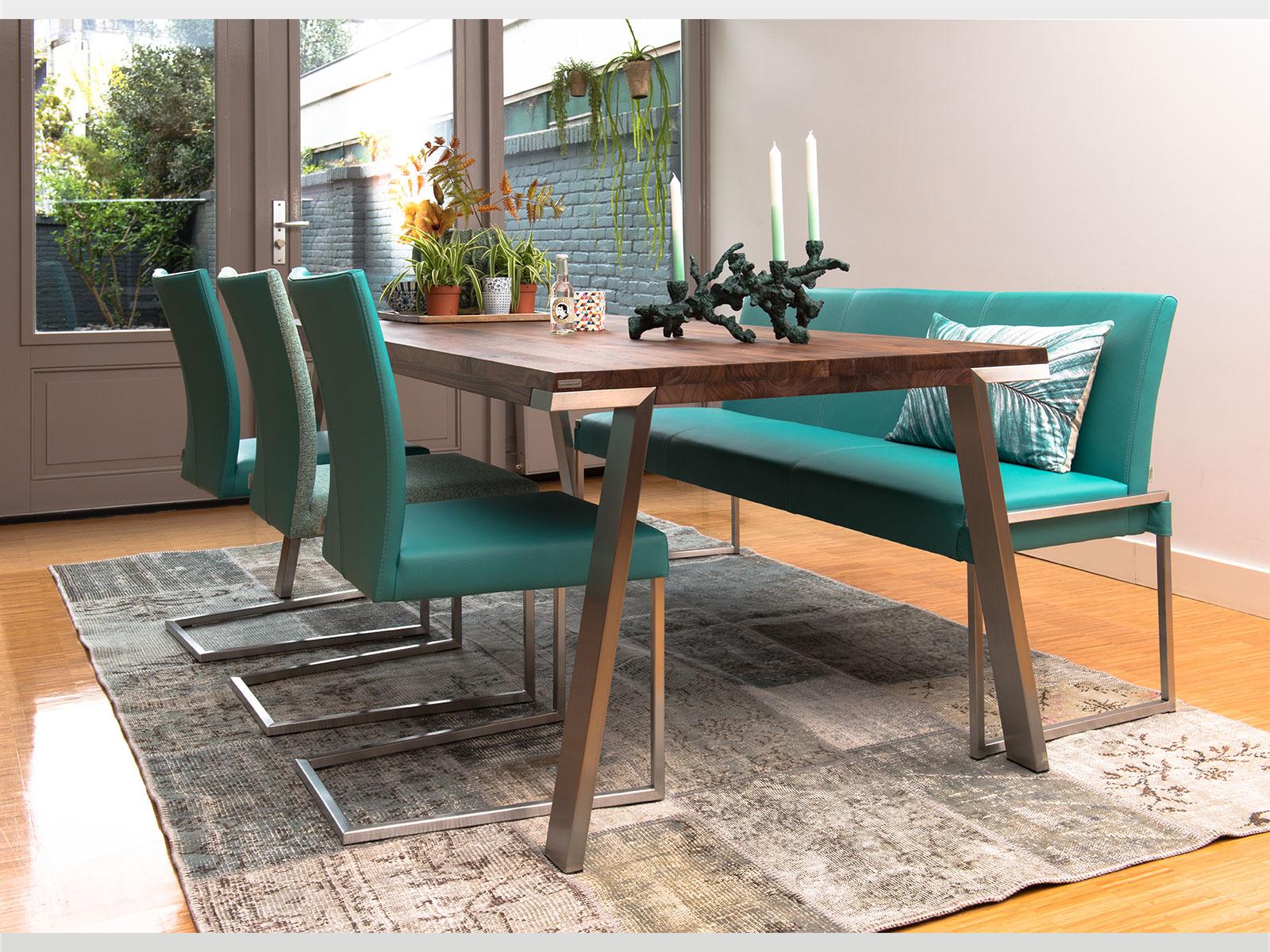Bert Plantagie Tafel : Tafel seven van bert plantagie bij kees verhouden meubelen oirschot