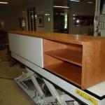 tv meubel kersenhout