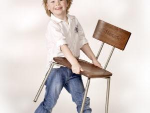 Kinderstoel Bamino uit de Case Collectie