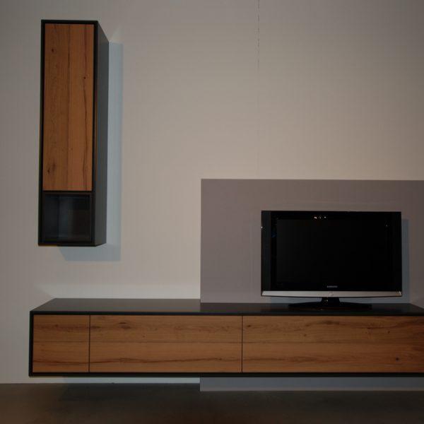 shadow tv wand kees verhouden meubelen oirschot. Black Bedroom Furniture Sets. Home Design Ideas