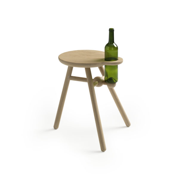 Bottle stool  0001