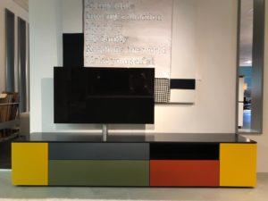 TV dressoir Connect op maat in meerdere kleuren