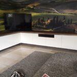 Hoek TV meubel Custom op maat