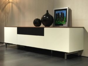 Connect TV dressoir op maat CASE collectie