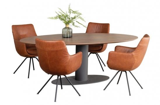 Ovale tafel Orfis