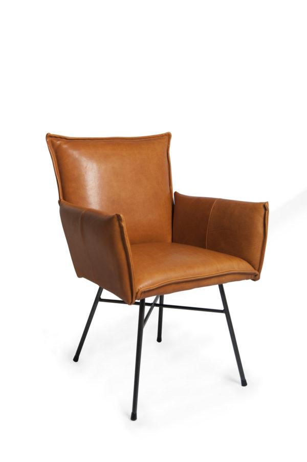 Sanne eetkamerstoel met armleuning Jess Design