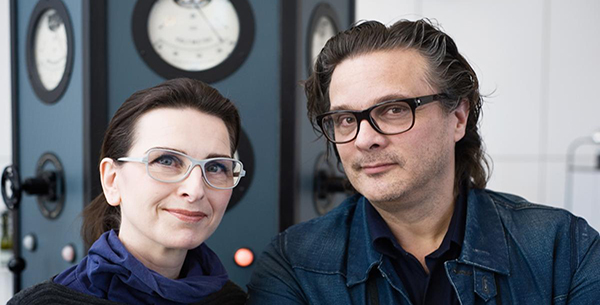 Claire en Roderick